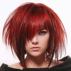 Red Hairstyles Red Hairstyles Ideas Every Girl Should Try Once  Pinterest  Red