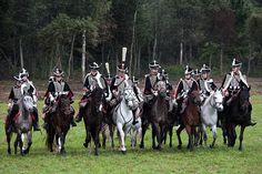 Battle of Borodino  Historical reenactment 2012