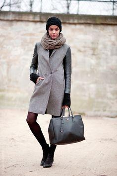 Paris – Model Behaviour. Photo © Wayne Tippetts