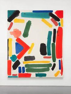 Matt Connors, John Henderson, Lucas Knipscher - Exhibition - Andrea Rosen Gallery