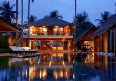 Villa Baan Puri at Lipa Noi, Koh Samui