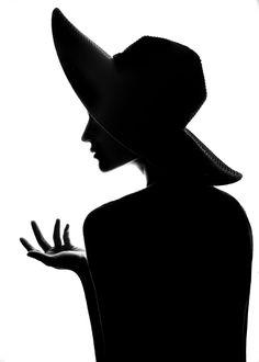 Silhouette - Photography: Agata Serge Model: Natalia