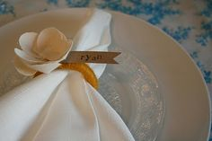 {a faulously thrifty thursday... pretty little napkin rings} A Fabulous Fete