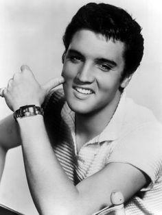 Picks of  ElvisPresley on  posters | Elvis Presley, c.1950s Premium Poster