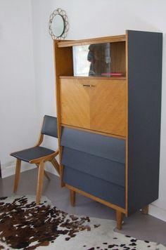 Trend Old Furniture 2019 - Mod Furniture, Diy Furniture Easy, Upcycled Furniture, Unique Furniture, Furniture Makeover, Vintage Furniture, Painted Furniture, Furniture Design, Furniture Restoration