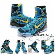 Nike De Kobe 9 Bryant Chaussure Montante Nouvelle Basket Homme rrwpx