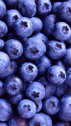 wallpaper, berries, and blueberry image