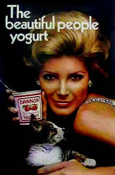 Dannon yogurt ad (1970s)