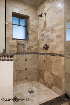 Guest Bathroom Shower In Park City Utah Utahs Luxury Home Builders Cameo