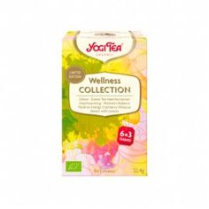 INFUSION WELLNESS COLECCION 18 FILTROS BIO - YOGI TEA - 4012834403618
