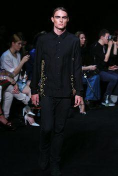 Male Fashion Trends: Serpent & Swan Spring/Summer 2014 | Mercedes-Benz Fashion Week Australia