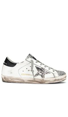 X REVOLVE Superstar Sneaker Golden Goose Collections - Click to Shop #affiliatelink Golden Goose, Superstar, High Fashion, Fashion Brand, Skate Park, French Terry, Lace Up, Casual Street Style, Luxury