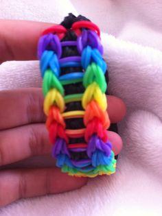 Raimbow loom bracelet
