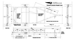 Teardrop Camper Plans | Teardrops n Tiny Travel Trailers • View topic - Custom Chassis For a ...