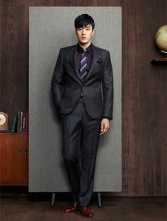 So Ji Sub for Sieg Fahrenheit Fall/Winter 2012/13 Catalogue
