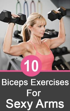 Exercise for Biceps: Let's take a look at the Top 10 benefits of biceps exercises are listed below.