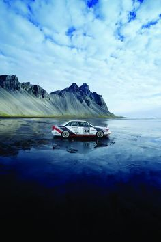 '88 Audi V8 DTM Stuck