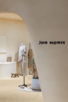 Retail Store Design, Retail Shop, Commercial Design, Commercial Interiors, Fashion Store Design, Clothing Store Interior, Express Store, Interior Architecture, Interior Design