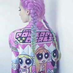 jacket pink cute pastel the powerpuff girls bomber jacket kawaii grunge