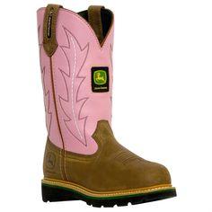 John Deere boots!  John Deere stövlar!