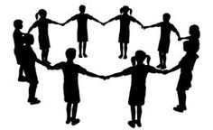 Illustration about Children circle - black silhouettes of childrens with joined hands. Illustration of render, kids, child - 2218059 Beginning Of The School Year, First Day Of School, Back To School, Music Lesson Plans, Music Lessons, People Holding Hands, Preschool Music, Music School, Black Silhouette