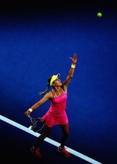 Eugenie Bouchard: 2015 Australian Open -04