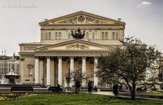 """Bolshoi Theatre - one of the largest in Russia and one of the most important in the world of opera and ballet theaters. The history of the theater decided to carry on with March 1776. Currently in the repertoire of the Bolshoi Theatre saved many of the classic opera and ballet performances, but the theater is committed to new experiments. In March 2010, the Bolshoi Theatre in cooperation with the company """"BEL Air Media» started to broadcast their performances in theaters around the world…"""