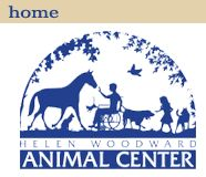 Helen Woodward Animal Center is not just another no-kill animal shelter.    Located in San Diego, Helen Woodward Animal Center is a unique, private, non-profit organization dedicated to saving the lives of animals and enriching the lives of people. For more than 30 years, our no-kill Center has provided humane care and animal adoption for orphaned animals, as well as animal-centered educational and therapeutic programs for people.