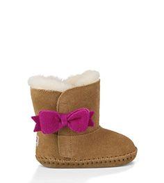 UGG Australia Baby Cassie Bow Chestnut Suede Boot 2/03 M US UGG Australia http://www.amazon.com/dp/B00RW5MOH8/ref=cm_sw_r_pi_dp_kNlawb19V79G7