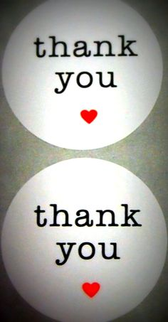 50 Thank You Labels Wedding Favour Thank by ForSpecialOccasions