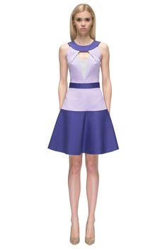 Charmer Lavender Dress