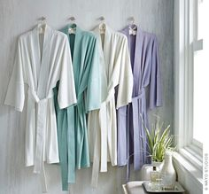 Tell Mom it's Fair Trade: First-Ever Fair Trade Certified Robes from Under the Canopy | Fair Trade USA - Available at BedandBathStore.com