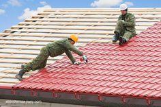 Resultado de imagen para fotos de casas con techos de chapa verde