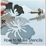 Incredible tutorial. Learning to make stencils saves me money. I really like that!