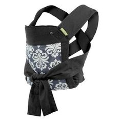 @Overstock.com - Infantino Carrier Sash in Damask - With so many ways to wear the Infantino Sash, you can feel free to customize your own look and fit. The wrap and tie design naturally adjusts to your own body and grows with baby for years of comfortable use.  http://www.overstock.com/Baby/Infantino-Carrier-Sash-in-Damask/8442454/product.html?CID=214117 $42.99