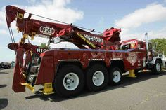 Monster Semi Trucks, Old Trucks, Towing And Recovery, Emergency Vehicles, Tow Truck, My Ride, Muscle Cars, Tractors, Transportation