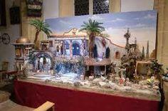 Weihnachtskrippe in der Pfarrkirche Bad Vigaun Bad, Painting, Christmas Nativity Set, Painting Art, Paintings, Drawings