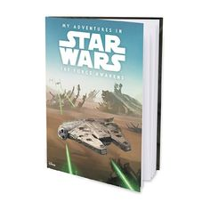 Get the next installment of the Star Wars saga with our brand new Personalized Star Wars the Force Awakens Book! Customized with any names, this exciting adventure see's your child join the rebel alliance and help to defeat the evil 'First Order!'