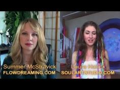 Laura Hollick and Summer McStravick in Money Intuition - YouTube
