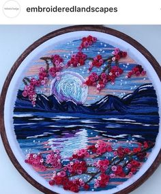 Thrilling Designing Your Own Cross Stitch Embroidery Patterns Ideas. Exhilarating Designing Your Own Cross Stitch Embroidery Patterns Ideas. Hand Embroidery Stitches, Crewel Embroidery, Embroidery Hoop Art, Hand Embroidery Designs, Cross Stitch Embroidery, Knitting Stitches, Embroidery Ideas, Ribbon Embroidery, Beginner Embroidery