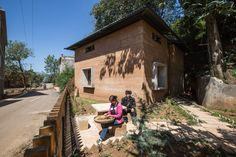 A house made using a rammed-earth construction technique developed to rebuild a village destroyed by earthquake has received the title of World Building of the Year 2017 at the World Architecture Festival awards. The Chinese University of Hong Kong developed the technique to help the residents of Guangming Village, which was badly damaged in the 2014 Ludian earthquake,