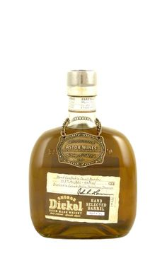 Our Favorite Father's Day Gifts George Dickel Single Barrel Whiskey | AstorWines.com