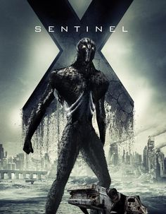 Sentinel | X-Men: Days of Future Past (2014)