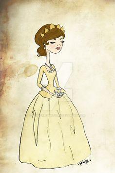 Cinderella by Gabrielle [©2011]