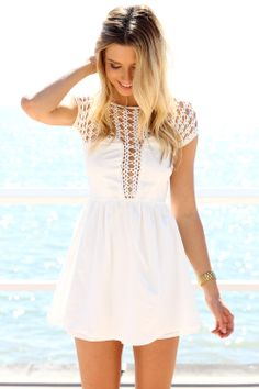 SABO SKIRT Mermaid Dress - White - (No Colour Specified) - 58.0000