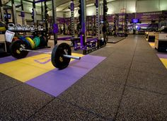 Gym Flooring Is The State Of The Art Flooring That Provides The Strength To Your Body