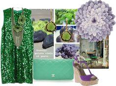 """Purple"" by fashionannapaula on Polyvore"