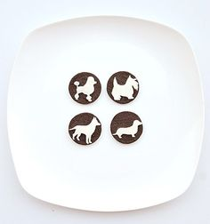 Oreo Dogs - Food and Art by Hong Yi