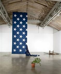 State of the Union - Hans Haacke