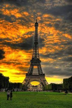 Eiffel Tower-Paris